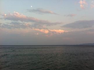 Sunset in Assos